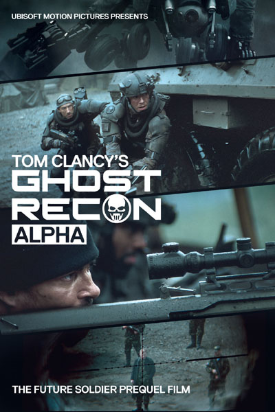 Ubisoft – Ghost Recon Alpha